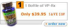 Buy 1 Bottle of VP-RX Online