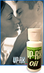 VP-RX Penis Enlargement Oil is effective for immediate individual application results for a bigger penis and erection!