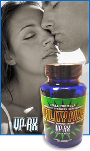 Virility Pills VPRX penis enlargement pills can help with erectile dysfunction and male impotence and erection problems. Made with all natural herbs.