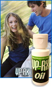 VPRX Oil is an all natural herbal based penis enlargement male enhancement augmentation technique that requires no pumps, exercises or vitamins.